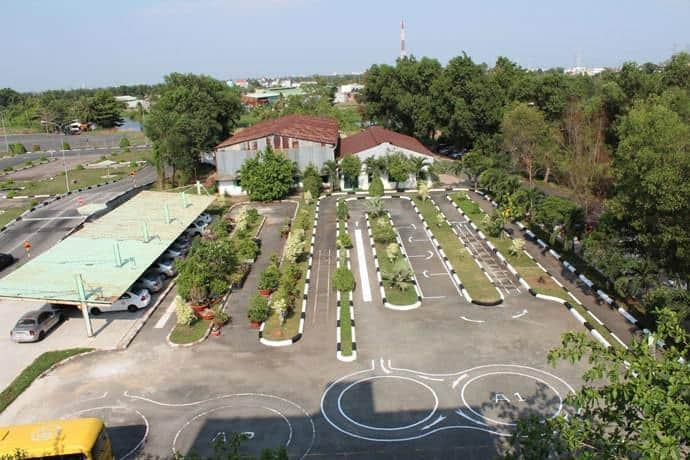 học lái xe ô tô tại Đà Nẵng