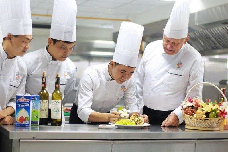 học nấu ăn tại đà nẵng