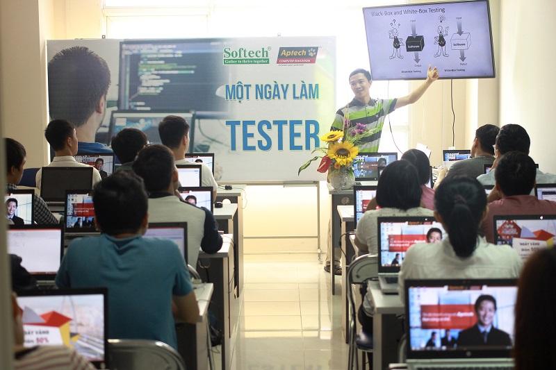học tester tại đà nẵng