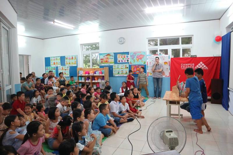 học tiếng pháp tại Đà Nẵng