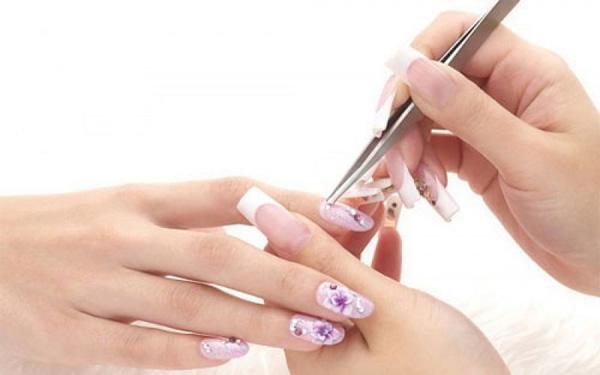 học làm nail