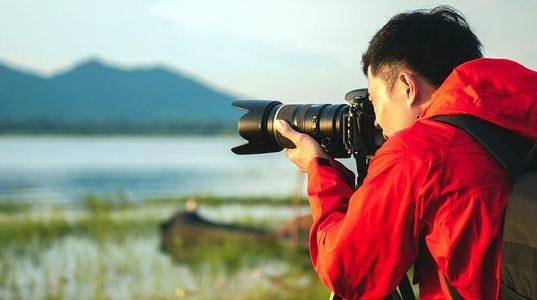 học nhiếp ảnh