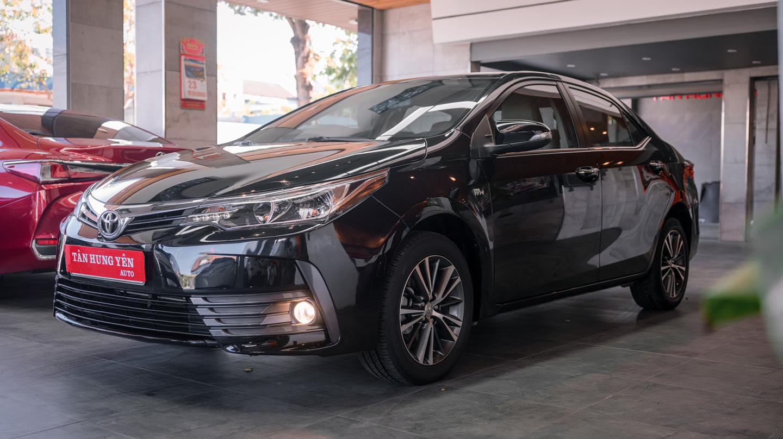Đại lý xe Toyota Đà Nẵng - Tân Hưng Yên Auto